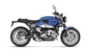 Картинка Синий, Мотоцикл, BMW R nineT