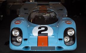 Картинка Le Mans, Porsche 917, Гоночный автомобиль