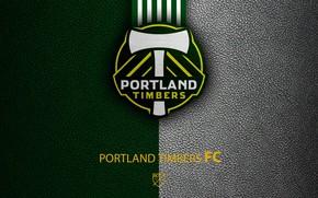 Картинка wallpaper, sport, logo, football, MLS, Portland Timbers