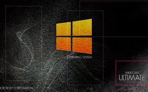 Картинка windows, красивые, обои на рабочий стол, темные обои, виндовс, обои 1920x1080