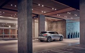 Картинка Chevrolet, вид сзади, Blazer, 2019, Premier