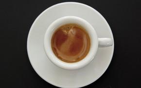 Картинка кофе, чашка, блюдце