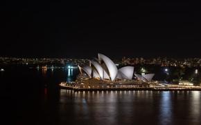 Картинка Австралия, Сидней, амфитеатр