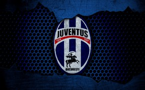 Картинка wallpaper, sport, logo, football, Juventus Bucuresti