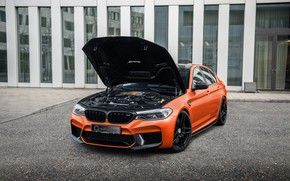 Картинка BMW, БМВ, G-Power, Tuning, Hurricane, M5, F90