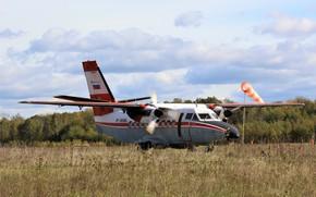Картинка Самолёт, Своё фото, L-410UVP, L-410, L410 UVP, Let L-410 «Turbolet», «Turbolet», Л-410УВП