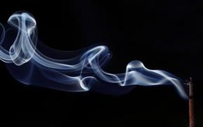 Картинка фон, дым, тень