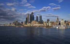 Картинка Нью-Йорк, Manhattan, Midtown