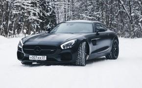 Картинка Mercedes-Benz, AMG, Mercedes-Benz AMG GT