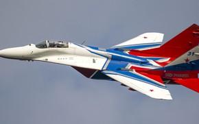 Картинка MiG-29, советский, многоцелевой истребитель, Fulcrum