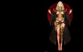 Картинка игра, фэнтези, арт, Sorcerer, дизайн костюма, jungmin jin /dospi