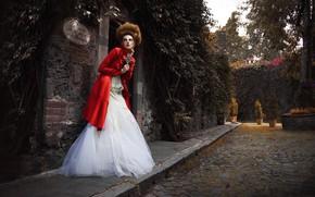 Картинка улица, ситуация, невеста