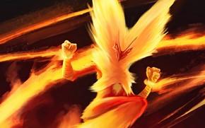 Картинка Покемон, Pokemon, Blaziken