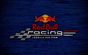 Картинка wallpaper, sport, logo, Formula 1, Red Bull Racing