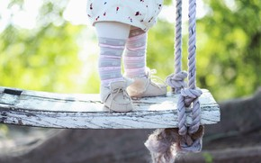 Картинка Baby, Child, Mood, Swing