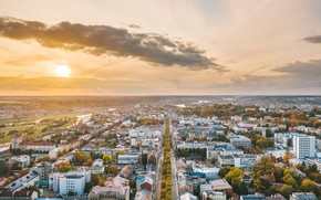 Картинка осень, Lietuva, Kaunas
