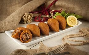 Картинка food, turkish cuisine, meatball