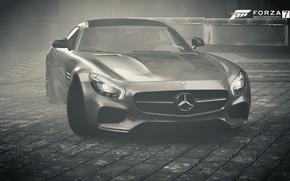 Картинка Car, Mercedes Benz, AMG, Game, Xbox One, Forza Motorsport 7