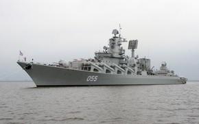 Обои крейсер, ракетный, вмф, проект 1164