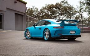 Картинка 911, Porsche, Порше, GT3, Porsche 911 GT3