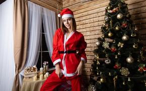 Картинка игрушки, елка, новый год, снегурочка
