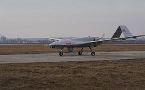 Картинка БПЛА, Шасси, ВВС Украины, Bayraktar TB2, Ударный БПЛА