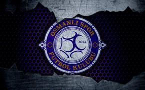 Картинка wallpaper, sport, logo, football, Osmanlispor
