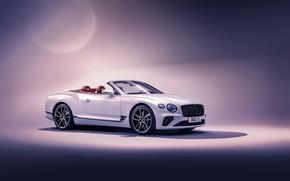 Картинка Bentley, Continental GT, Convertible, 2019