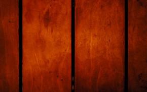 Картинка дерево, доски, текстура, коричневый