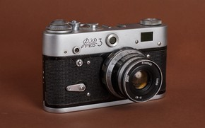 Картинка фото, ссср, техникастарая, ФЭД 3, фотограф Александр Мясников, старый фотоаппарат