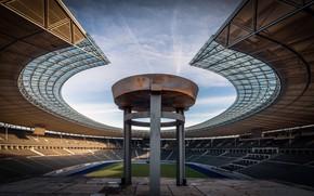Картинка stadium, architecture, Berlin Olympia