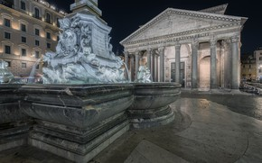 Картинка italy, rome, Pantheon