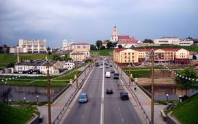 Картинка мост, Беларусь, гродно