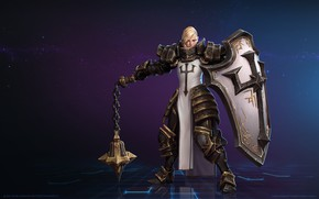 Картинка Blizzard, Diablo 3, Diablo, Crusader, Johanna, Mr--Jack, Crusader of Zakarum, Mr Jack, by Mr Jack, …