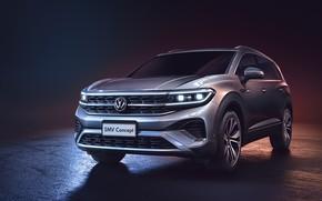 Картинка Concept, Volkswagen, кроссовер, 2019, SMV