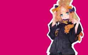 Картинка игрушка, девочка, Abigail Williams, Fate/GrandOrder
