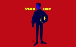 Картинка Музыка, Маска, Daft Punk, Дафт Панк, Guy Manuel de Homem Christo, Ги Мануэль, Star Boy