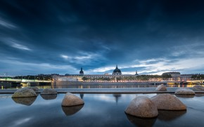 Картинка Франция, Лион, Отель-Дьё