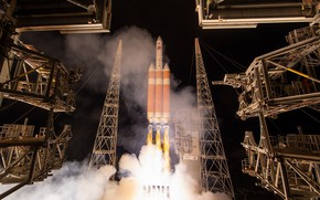 Картинка NASA, Rocket, Delta IV Heavy