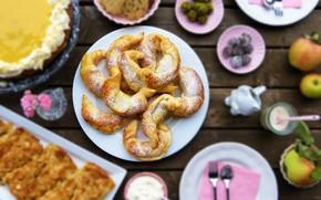 Картинка еда, конфеты, торт, десерт, выпечка