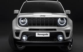Картинка Jeep, Renegade, 2019, Renegade S
