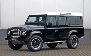 Картинка внедорожник, Land Rover, Defender, 2013, Startech, Series 3.1 Concept