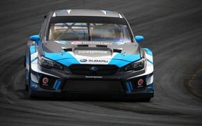 Картинка Subaru, 2018, Subaru WRX STI, STI Performance, Subaru WRX, Subaru WRX STI Rallycross