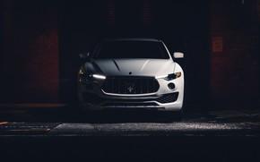 Картинка Вид спереди, Кроссовер, Maserati Levante S