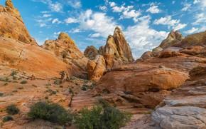 Картинка небо, природа, скалы