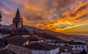 Картинка Spain, Andalusia, Zahara de la Sierra