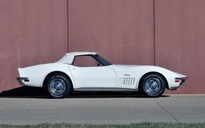 Картинка Convertible, Вид сбоку, Chevrplet Corvette ZR-1
