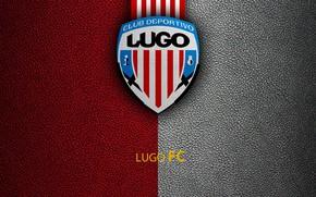 Картинка wallpaper, sport, logo, football, La Liga, CD Lugo