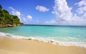 Картинка песок, Море, пляж.