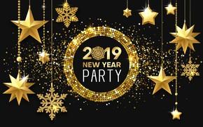 Картинка фон, новый год, 2019